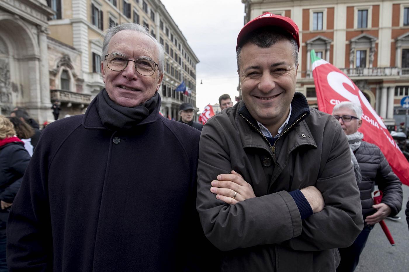 Addio al sindacalista e politico Guglielmo Epifani - Città Nuova - Città  Nuova