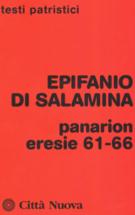 Copertina Panarion – eresie 61-66