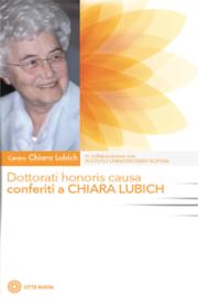 Dottorati honoris causa conferiti a Chiara Lubich