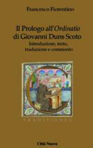 Copertina Il Prologo dell'Ordinatio di Giovanni Duns Scoto