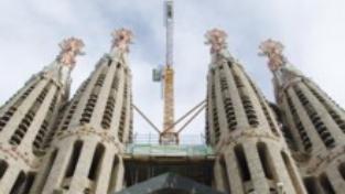 Dove guarda Gaudì