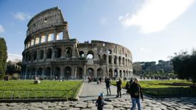 Monumenti, il Colosseo è il preferito dai turisti