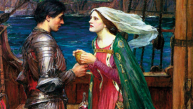Tristano e Isotta a Roma
