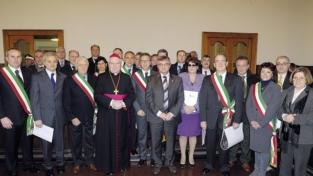 Pompei: Comuni per la fraternità