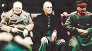 Jalta e mai più Jalta