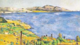 Cezanne. Alla presenza dell'Assoluto