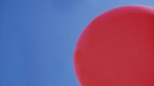 Un palloncino dal cielo