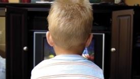 Bambini immigrati e tv