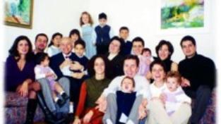 Un omaggio al papa della famiglia