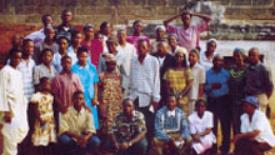 Nel carcere di Onitsha