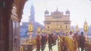 Al Tempio d'oro