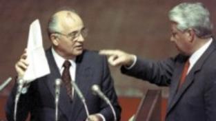 Il coraggio di Boris Eltsin