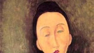 Modigliani, lo sguardo velato
