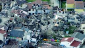 G8, religioni e terremoto
