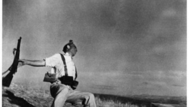 Robert Capa, l'avventuriero con un'etica