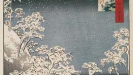 Hiroshige, la voce della natura