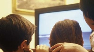 Immagini in tv