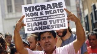 Il migrante è un nemico?