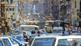"La ""piaga"" del traffico"