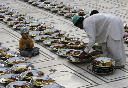 Il giorno del Ramadan