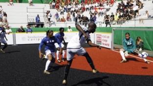 Un calcio alla povertà