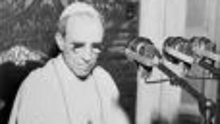 La beatificazione di Pio XII