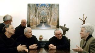 """""""Far circolare l'Amore"""": storia di Chiara con i religiosi"""