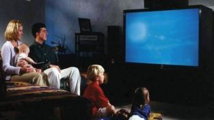 Figli, genitori e tv