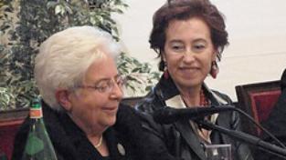Milano e Chiara Lubich