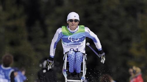 Sport disabili Enzo Masiello