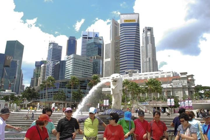Incontri indiani a Singapore