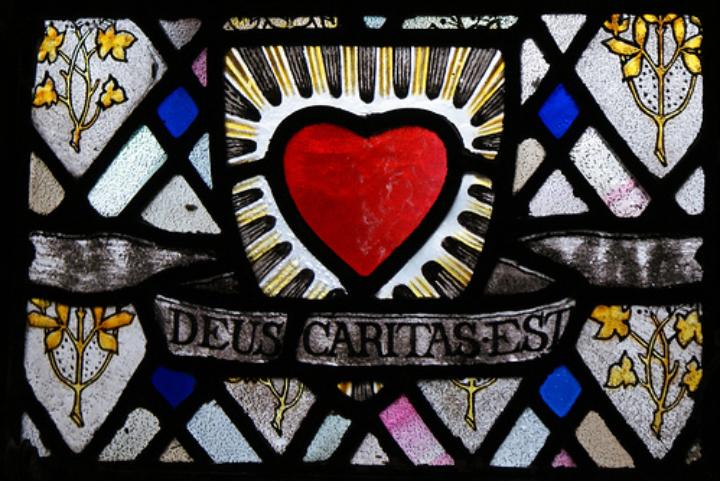 Risultati immagini per deus caritas est dio è amore