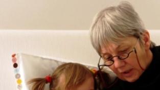 Cosa succede alla nonna che invecchia?