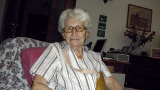 Pina, 94 anni e un computer