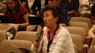 Alma Pizzi giornalista e collaboratrice di Città nuova