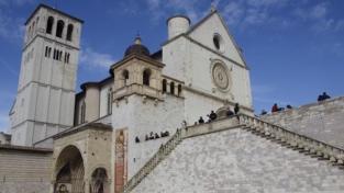 1947-1948, Chiara Lubich ad Assisi