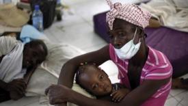Emergenza colera ad Haiti
