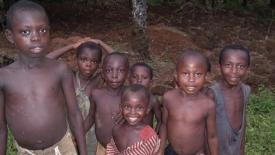 """""""Petite flamme"""" illumina il Congo"""