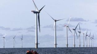 Dal vento energia pulita