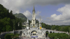 Disabilità e fede a Lourdes