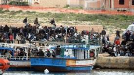 Sulle strade di Lampedusa