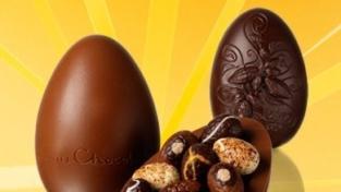 Le solite uova di cioccolata
