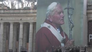 Rubata una reliquia di papa Wojtyla