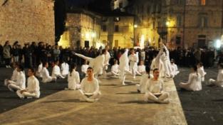 Assisi: la vigilia