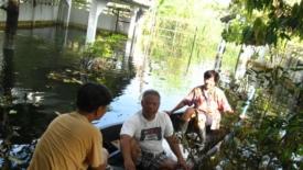 Bangkok ancora sott'acqua