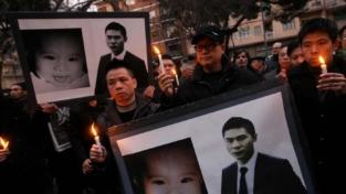 Una comunità unita per ricordare Yao e Zhou