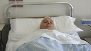 Mio padre malato