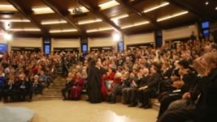 Cinquant'anni di dialogo ecumenico dei Focolari