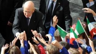 Il presidente Napolitano si è dimesso