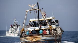 Migrazioni e blocchi navali